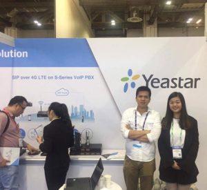 Yeastar Distributor